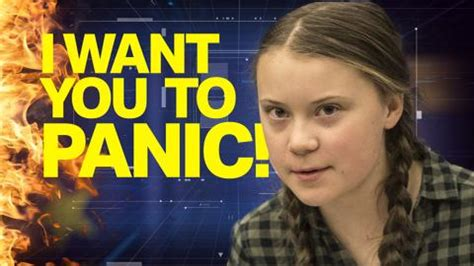 WHO IS GRETA THUNBERG?! And why does she want us to panic ...