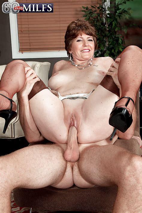 Big Boobed Granny Bea Cummins Taking Vaginal And Anal Sex