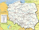 Political Map of Poland - Nations Online Project