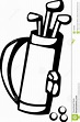 Golf Clipart Black And White | Free download on ClipArtMag