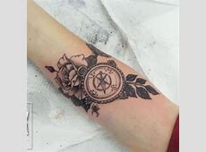 Tatouage Avant Bras Rose Des Vents Printablehd
