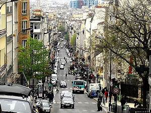 88 Rue Menilmontant Miroiterie : rue de m nilmontant 20 me arrondissement paris ~ Premium-room.com Idées de Décoration