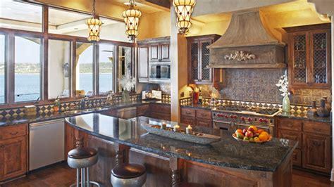 mediterranean kitchen design 15 stunning mediterranean kitchen designs home design lover 4050