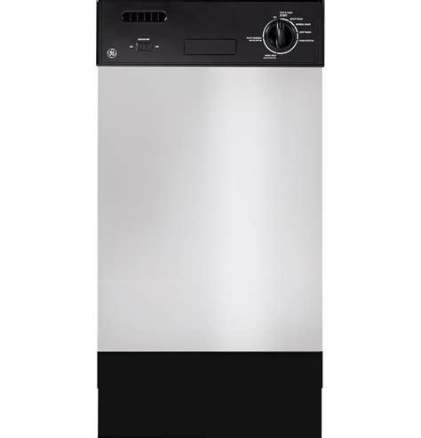 ge spacemaker  built  dishwasher gsmnss ge appliances