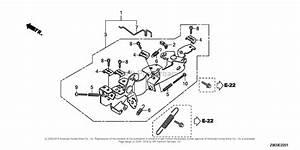 Honda Engines Gx630r Qaf Engine  Jpn  Vin  Gcbek