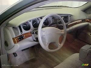 Medium Gray Interior 2003 Buick Lesabre Custom Photo