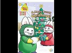 Merry Max Ruby Bunny Christmas Dvd And 7