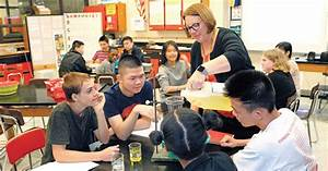 Teacher of the Year makes science 'cool'