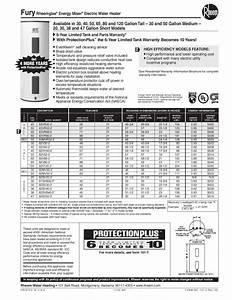 Ficha T U00c9cnica Boiler Electrico De Deposito 120 Galones 9