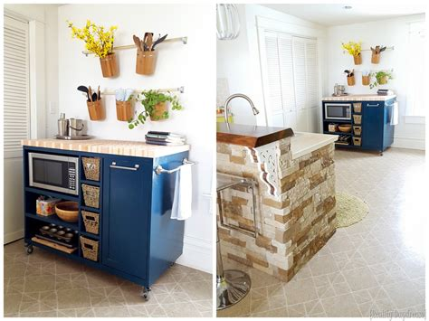 diy kitchen islands custom diy rolling kitchen island daydream