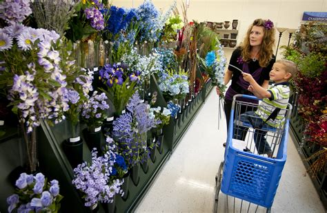 hobby lobby flowers shoppers happy to have hobby lobby the spokesman review