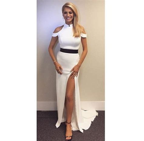 Celebrity Dresses | Tess Daly | Strictly Come Dancing 2016