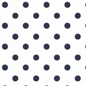Pin Large Polka Dots Simple Wallpaper Design on Pinterest