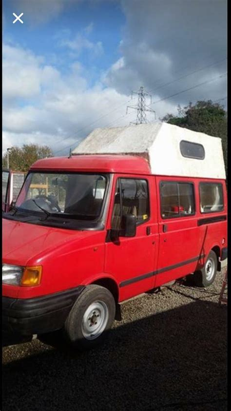 1998 cer day ldv pilot 1 9 diesel ex office