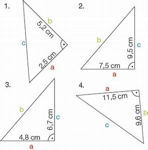 Fehlende Winkel Berechnen Dreieck : satz des pythagoras fl chens tze am rechtwinkligen dreieck mathe digitales schulbuch ~ Themetempest.com Abrechnung