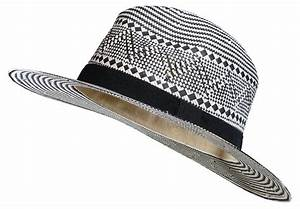Hut Aus Papier : gestreifter strohhut aus papier schwarz h te m tzen ~ Watch28wear.com Haus und Dekorationen