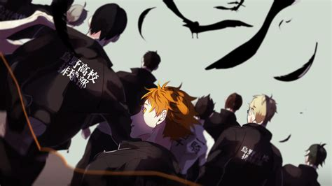 the minimalist movie karasuno haikyuu 20 wallpapers