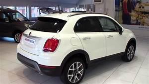 Fiat 500x 4x4 : fiat lenzi fiat 500x 2 0 mjt 4x4 cross bianca youtube ~ Maxctalentgroup.com Avis de Voitures