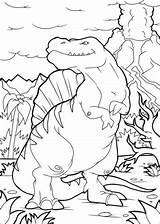Spinosaurus Dino Ausmalbilder Ausmalbild Dinosaurier Zum Kostenlos Coloring Spinozaur Supercoloring Dinosaur Ausdrucken Hilltop Dinozaur Template Drukuj sketch template
