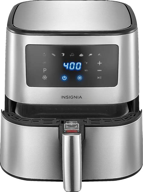 fryer air insignia qt stainless digital steel fryers analog ns deep sell kmart cooking quart insanely fury demand huge following