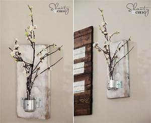 Homemade wall decor ideas modern magazin