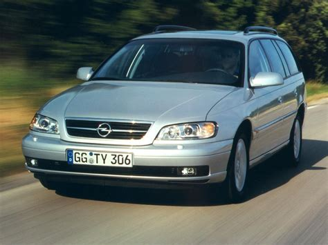 Opel Omega B by Opel Omega Technical Specifications And Fuel Economy