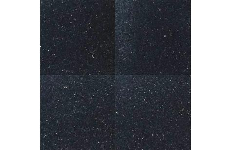 black galaxy granite polished 12 x 12 tile classic