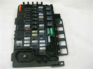 Freightliner Pdm Comp Std Breaker Fuse Relay Box Panel P  N  A06