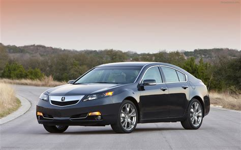 Acura Tl Sh Awd 2018 Widescreen Exotic Car Image 04 Of 49