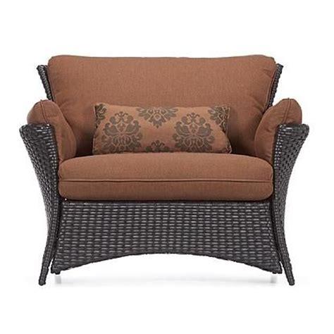 lazy boy oversized outdoor chair patio ideas