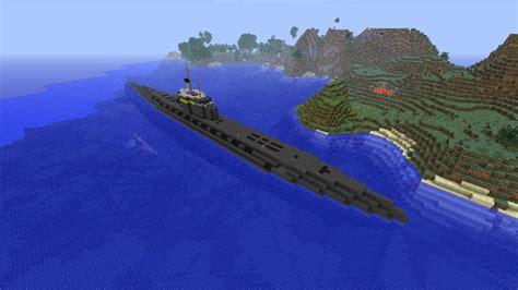 Minecraft U Boat Mod by U Boat Xxi Minecraft Project