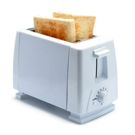 Automatic Toaster 2 Slices Stainless Steel Multi Function