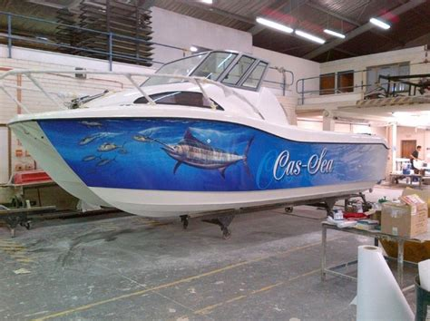Catamaran Hull Graphics by 1000 Images About Fishing Boats On Pinterest Sport