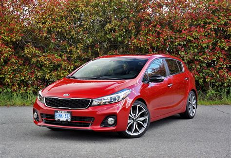 Kia Sx by 2017 Kia Forte5 Sx The Car Magazine