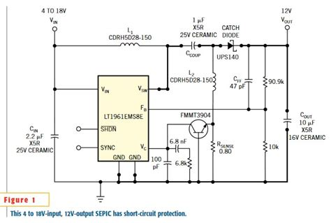 Short Circuit Protection Electronics Infoline