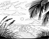 Boardwalk Coloring 270px 46kb sketch template