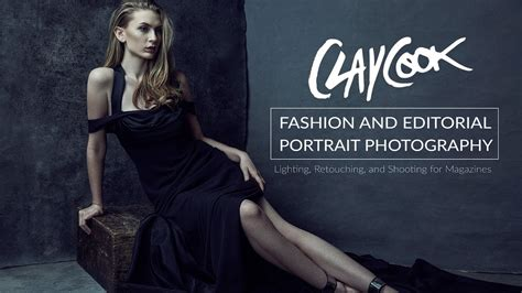 clay cook fashion  editorial portrait photography