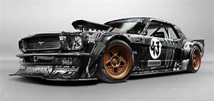 Ken Block Gymkhana 7 Hoonicorn Ford Mustang Rtr