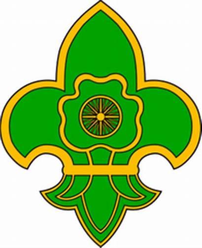 Scout Emblem Cubs Nethaji Scouts Guides Bharat