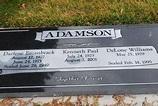 Dr Kenneth Paul Adamson (1925-2001) - Find A Grave Memorial
