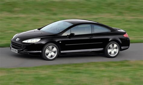 Peugeot 407 Coupe by Beautiful Combination New Peugeot 407 Coup 233 Bellagio