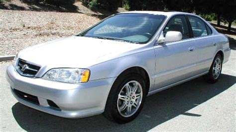 Acura Tl 2001 by 2001 Acura Tl Overview Cargurus