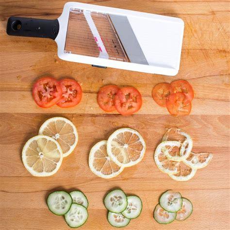 cuisine mandoline 1000 ideas about mandolin slicer on cucumber