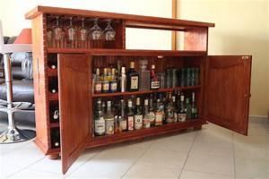 Bar D Appartement : construction d un bar yann segalen diy ~ Teatrodelosmanantiales.com Idées de Décoration