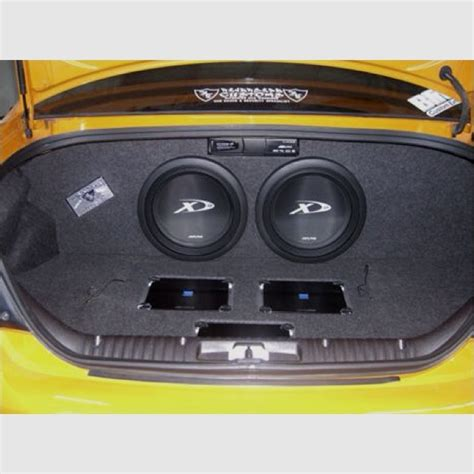 1000+ Ideas About Custom Subwoofer Box On Pinterest