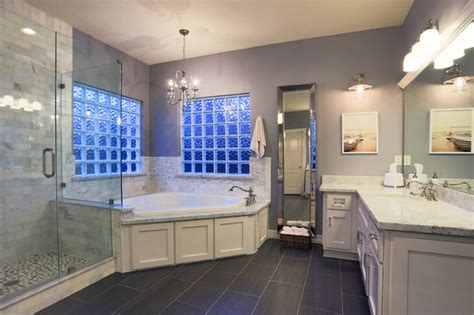 Bathroom Designs Houston by Bathroom Remodel Project In Houston Transitional