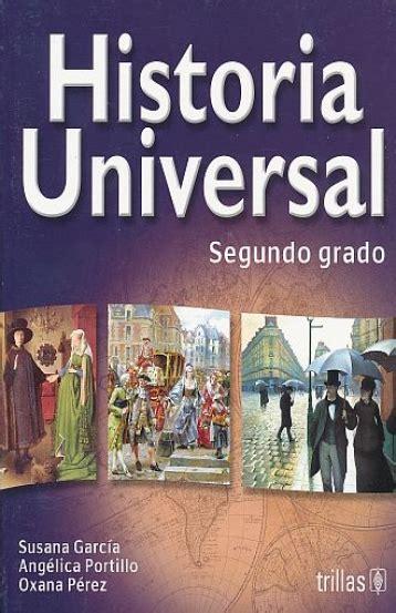 Historia Universal 2 Secundaria 9786071714947