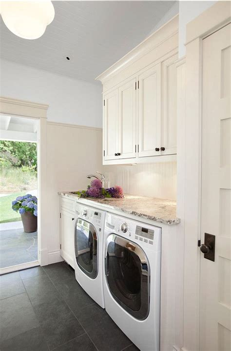 laundry room design great laundry room laundryroom homedecor cabinet paint color off white
