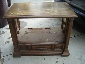 transformer un vieux meuble de tv en un joli rangement de With transformer un vieux meuble