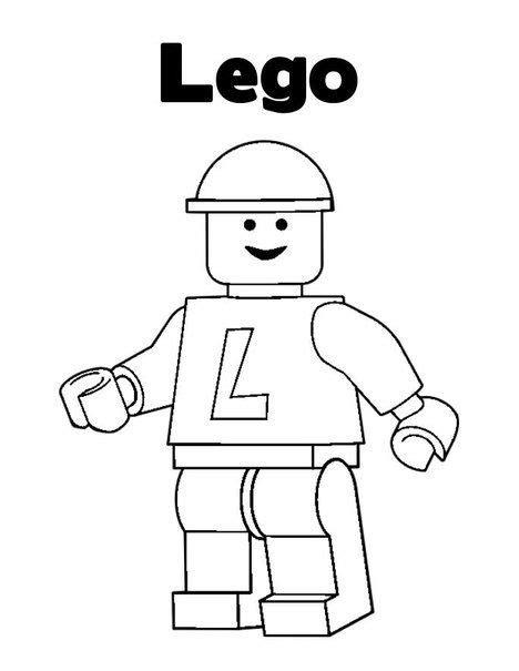 Kleurplaten Lego by Lego 16 De Beste Kleurplaten Lego Lego